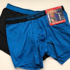 Other - Equipo 2 pack performance boxer briefs